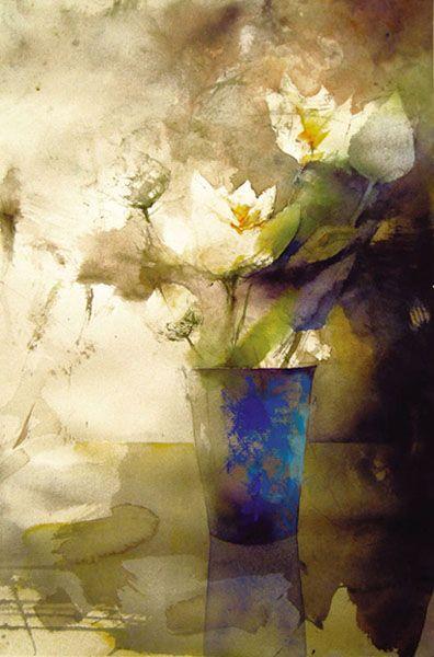 watercolor painter Lars Eje Larsson