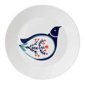 Royal Doulton Fable Accent Bird Plate 22cm
