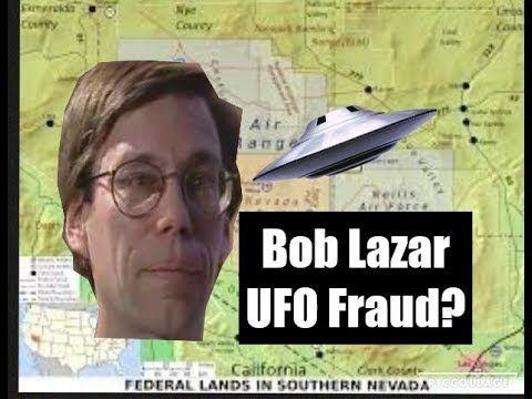 Bob Lazar UFO Whistle Blower Body Language