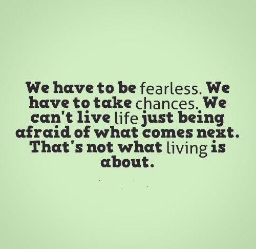 Quotes About Taking Chances And Living Life: 1000+ Quotes About Taking Chances On Pinterest