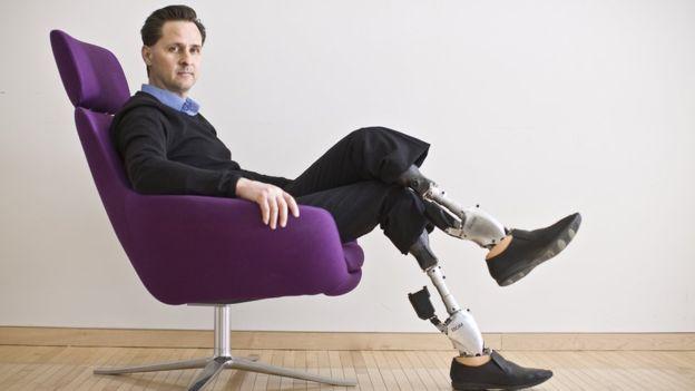 Hugh Herr, el hombre biónico que tiene el secreto de la innovación