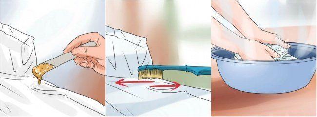 Consejos para sacar: manchas de sudor - de desodorante - ropa blanca amarilleada - bolitas en la tela