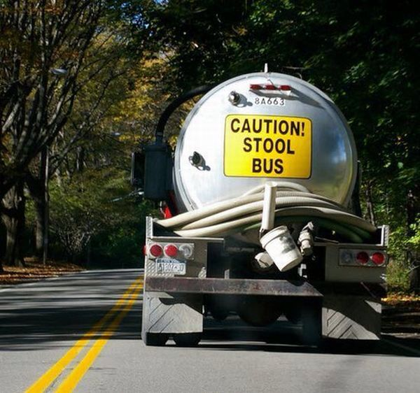 Best Pumper Truck Images On Pinterest Laughter Medicine And - 22 hilarious truck signs spotted on the road