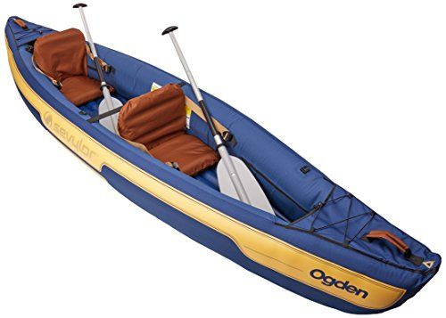 Coleman Ogden(TM) 2-Person Canoe Combo