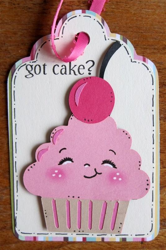 Purple Monkey Moments: Pause Dream Enjoy - Baby Cakes