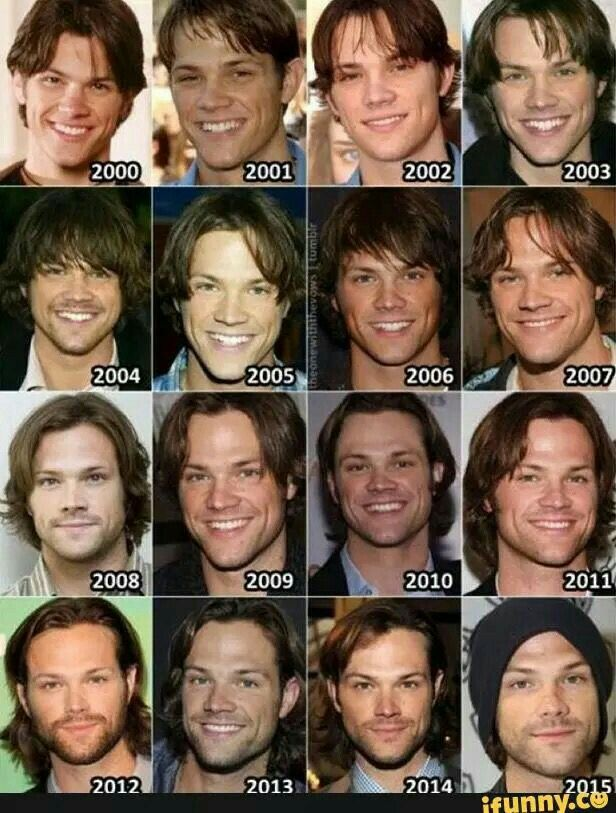 804 best jared padalecki images on pinterest winchester boys jared padalecki the 2015 pic should show his hair though urmus Choice Image