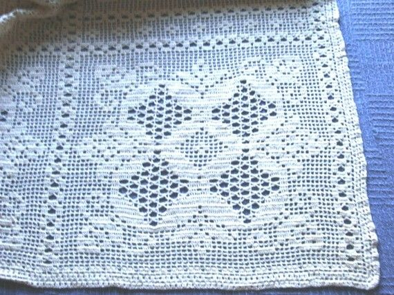 The 47 best Crocheted Bedspreads images on Pinterest   Crochet ...