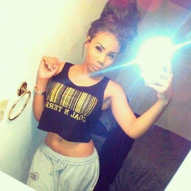 Swag Selfie  Prettygang  Pinterest  Girl Swag, Swag -8927