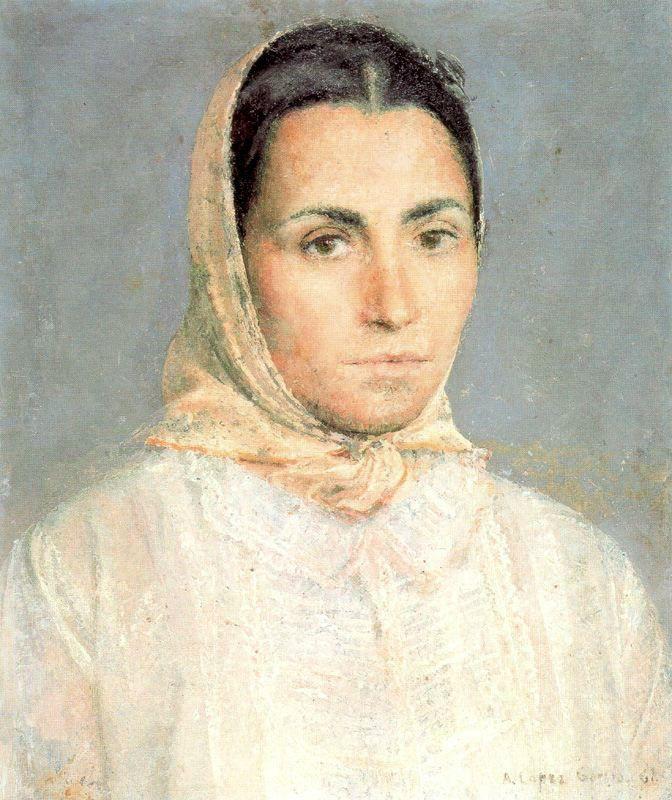 Mari (1961) Antonio López García