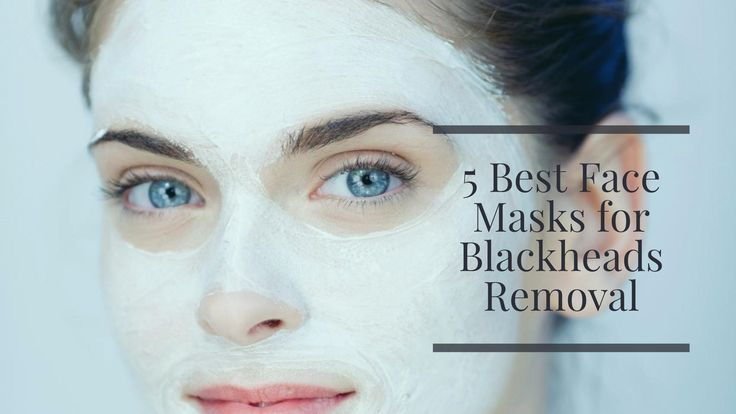 Banish those blackheads on your face, try these natural and effective face masks regularly