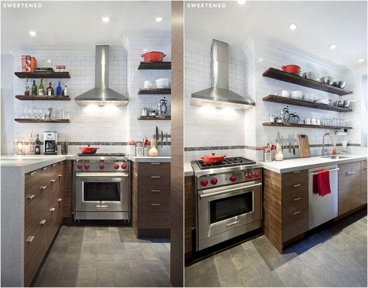 rnovation cuisine et salle de bains photos avantaprs - Etagere Cuisine Moderne