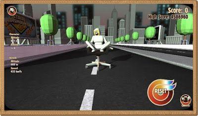 Turbo Dismount PC Games Gameplay