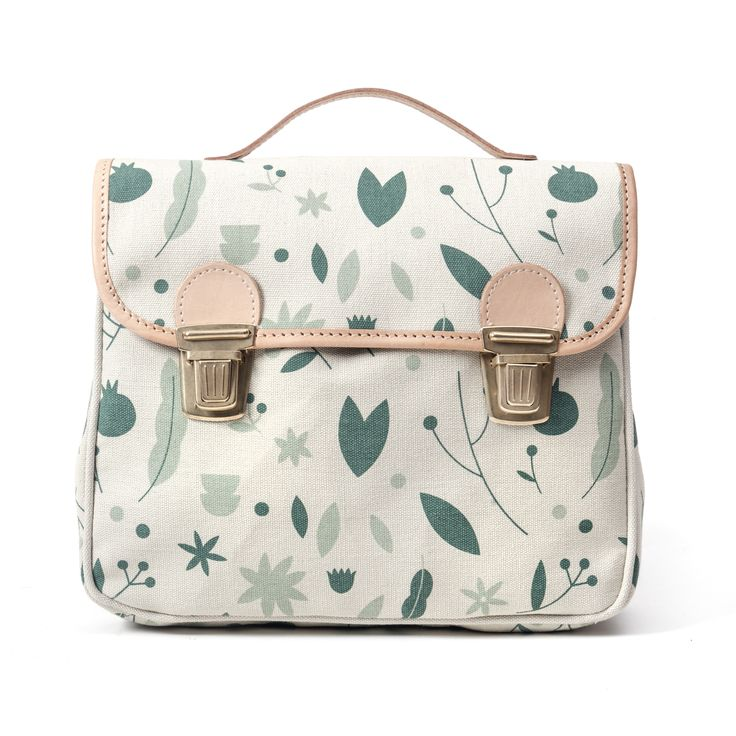 Tornister FLORAL PRINT Fanny
