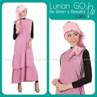 ADELIYA STORE: lunanGO fashion  pusat perlengkapan busana muslim terbaru 2013