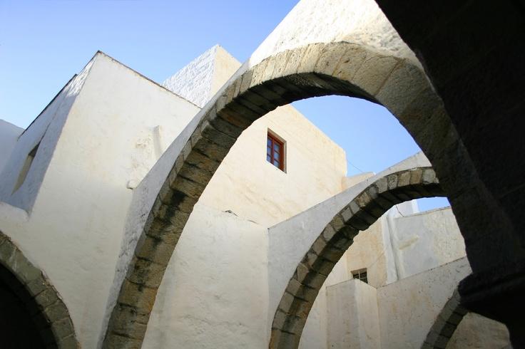Travel To Patmos, Greece