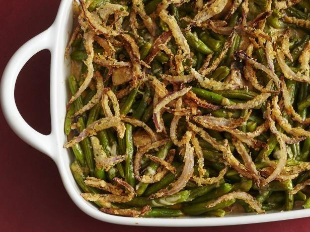 Get Classic Green Bean Casserole Recipe from Food Network