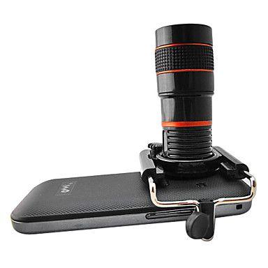 Black Normal Binoculars Cellphone Telescope – EUR € 16.18