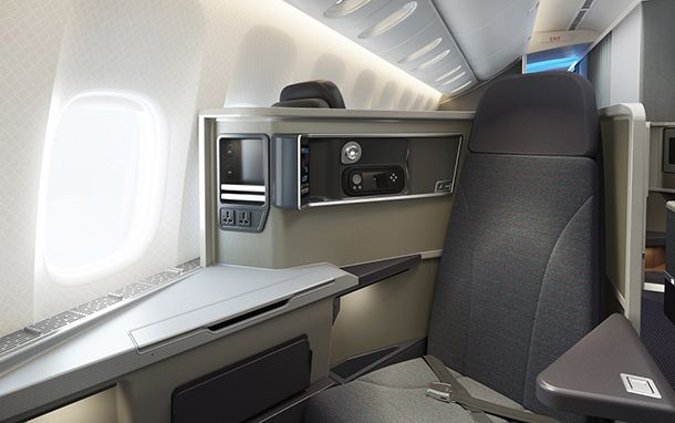 Here Are American's Fancy New 'Hotel Suite' Plane Seats (SmarterTravel e 04.21.14)