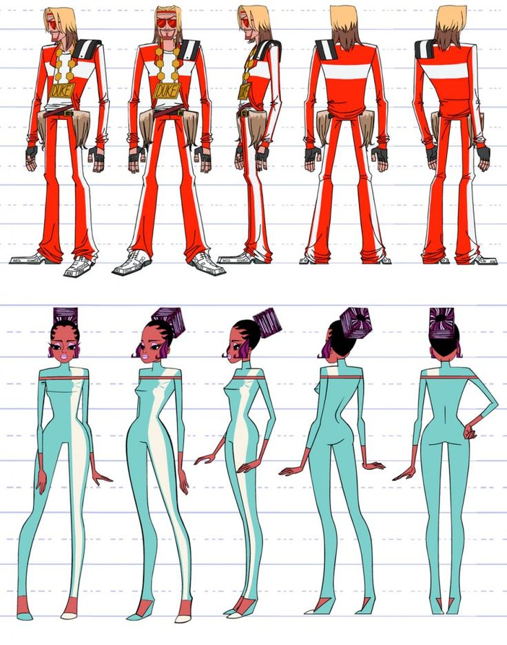 Disney Character Design References : Artes de motorcity do disney xd post thecab the