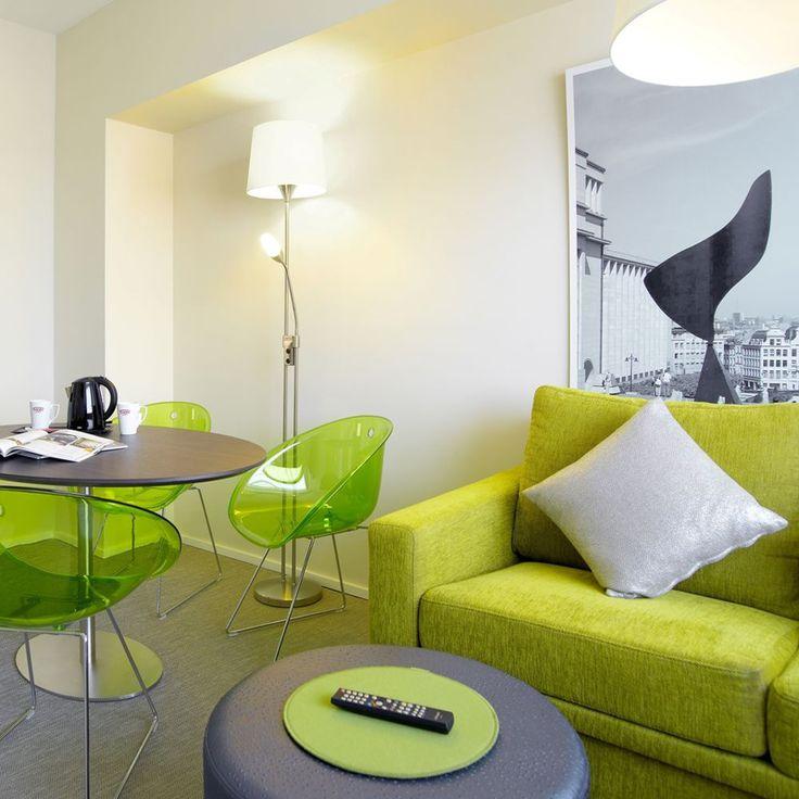 Thon Hotel Brussels City Centre, Brussels, Belgium | DesignRulz