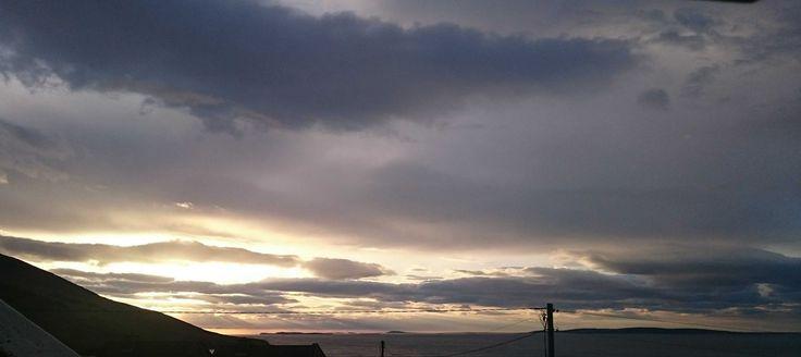 Crazy weather Achill Island