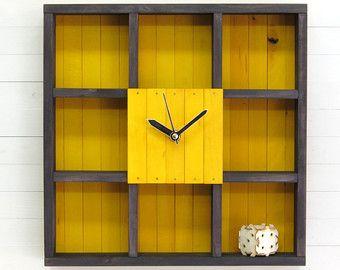 Heart Wall Clock Hart Wood Unique Wall Clocks