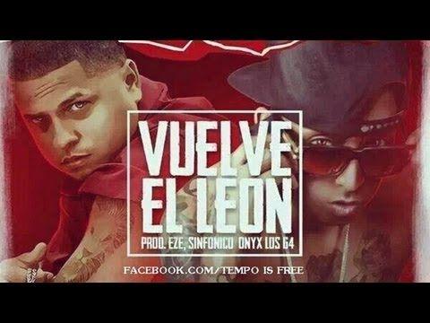 Vuelve El Leon - Ñengo Flow Ft. Tempo (Video Music) 2013