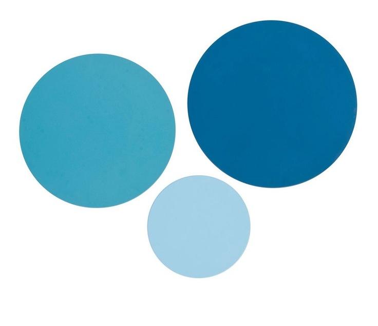 Magnetavler   Blå   Sett med 3   NY!   Sprell - Pedagogisk riktige leker