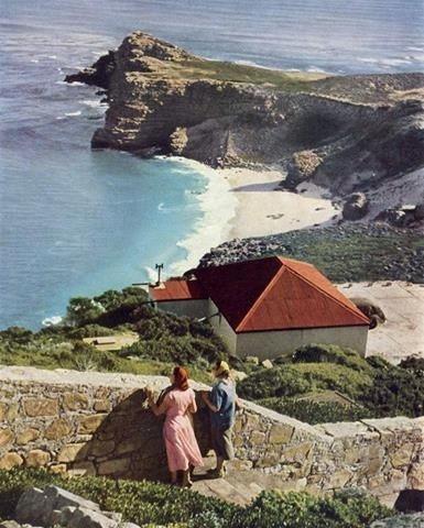 Old cape point on Cape Town FB page