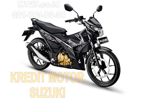 9# Pilihan Warna Suzuki SATRIA F150 - Solusi Kredit