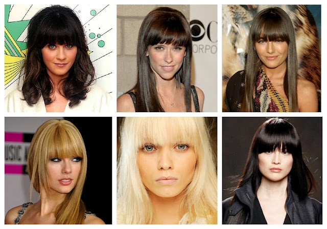 Bangs which I love