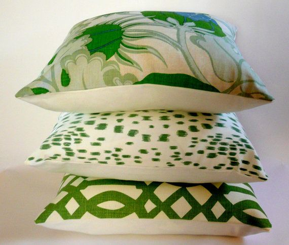 Christopher Farr Cloth Pillow Cover in Carnival by WestEndAccents