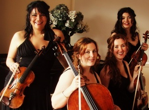 The Animata String Quartet is a professional, experienced and well presented group of musicians who are committed to providing high quality music at a range of important occasions.