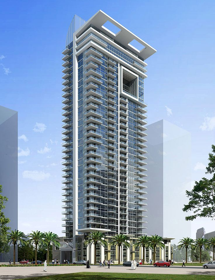 Residential Tower - Humphreys & Partners Architects, L.P.
