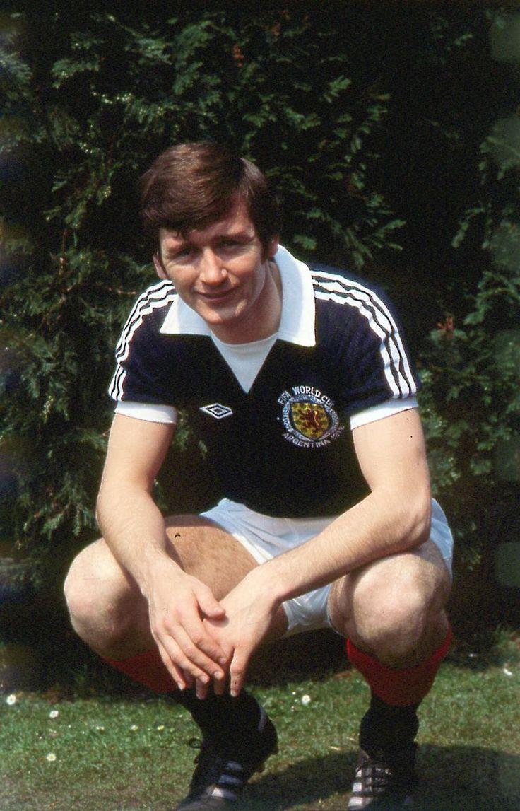 Bruce Rioch publicity shot pre-WC 1978.