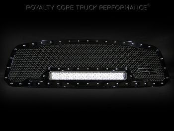 Dodge Ram 1500 2013-2017 RC1X Incredible LED Grille