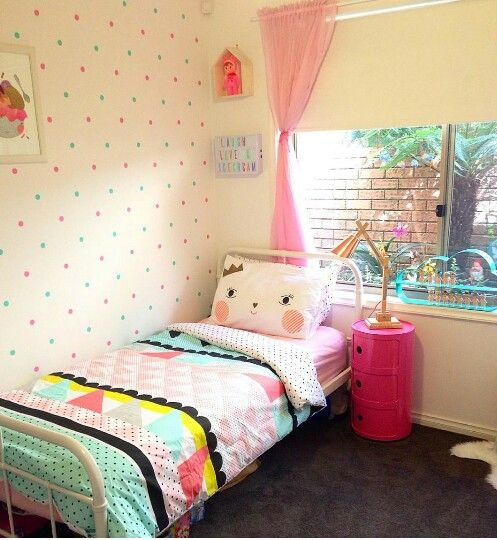 1000 images about kids bedrooms on pinterest girl rooms for Bedroom ideas kmart