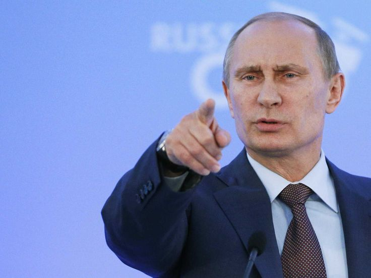 "This is a surprise. Russian President Vladimir Putin is the author of a new op-ed in the New York Times titled: ""A Plea For Caution From Russia"""