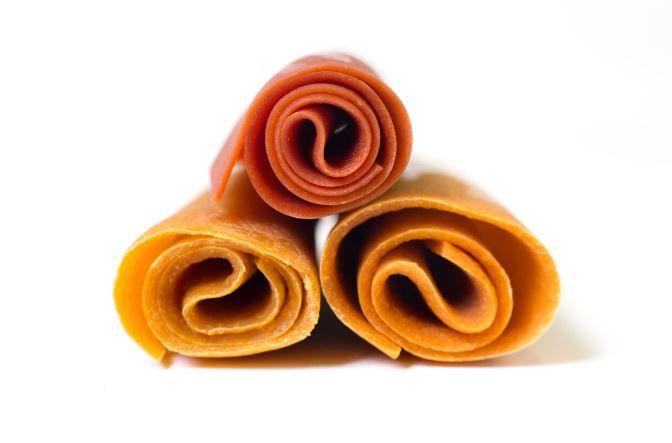 The ultimate schoolyard snack...dried fruit rolls! Delish. montagudriedfruitnuts.co.za