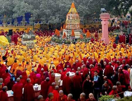 Gaya Buddha Jayanti Festival