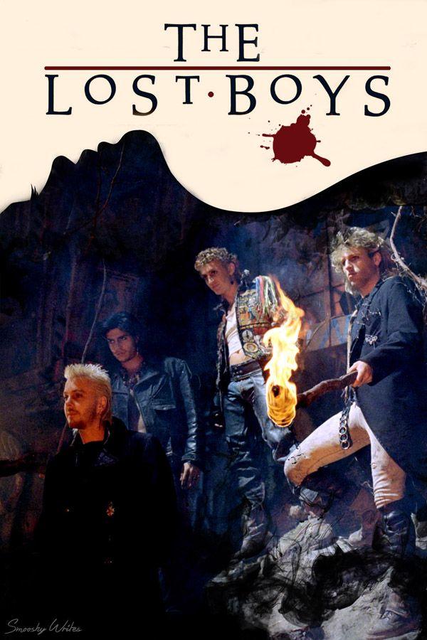 The Lost Boys (1987) Alt Book/Novel Cover How3y80v--v