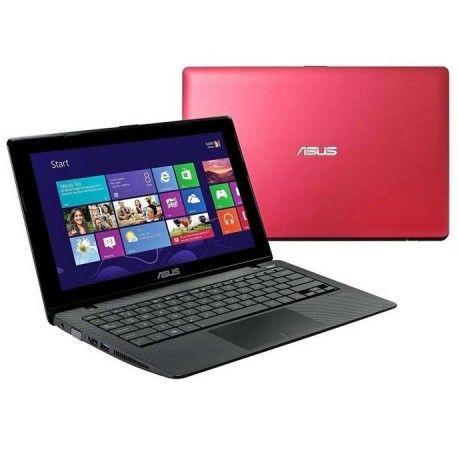 "ASUS X200MA-KX153D KX154D KX155D KX156D DOS - RED Model:  ASNT0XRE Laptop Asus termurah hanya di Gudang Gadget Murah. Intel Celeron N2920 1.8GHz, Intel HD Graphics, 11.6"" resolution up to 1366 x 768, 4GB RAM 1600MHz, 500GB HDD, WiFi, DOS - Red Rp3.528.900"