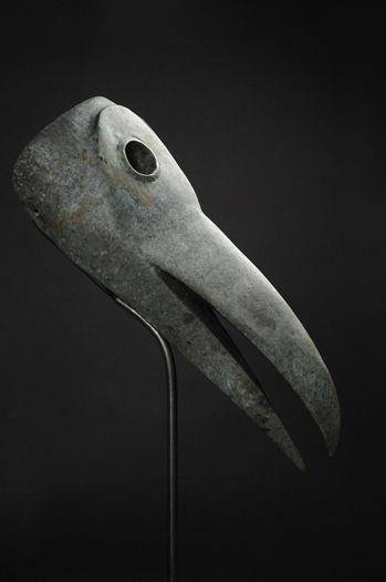 """""""Raven Mask"""" by Hib Sabin"""