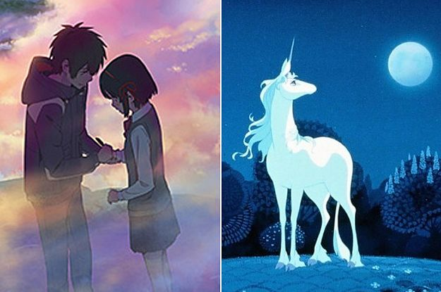 39 Non-Disney Animated Movies You'll Definitely Want To Watch<---Not a DIY, but something I REALLY NEED TO DO!