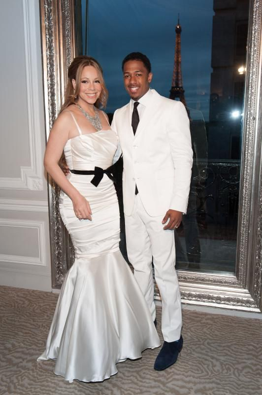 Mariah Carey and Nick Cannon - Mariah Carey's life in pictures