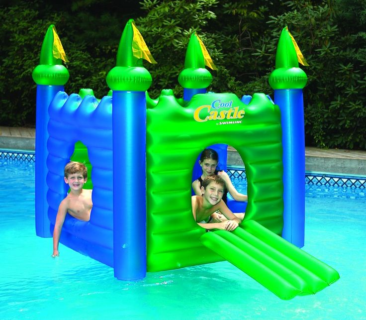 Inflatable Slide Fire Escape: 1000+ Ideas About Paddling Pool With Slide On Pinterest