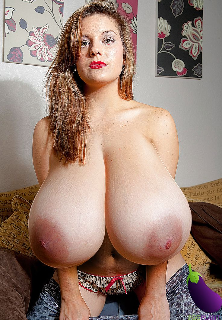 Asian women large breasts