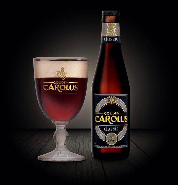 Gouden Carolus Classic 8,0 % Brouwerij Het Anker, Mechelen