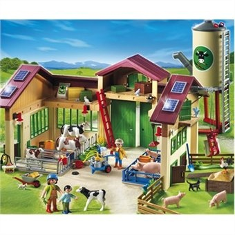 Awesome new Playmobil set!