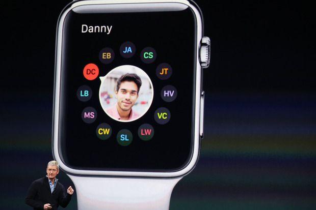 Apple Watch: The cloud gets scarier